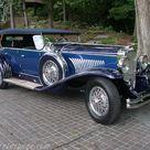 1929 Duesenberg Derham Dual Cowl Phaeton ===> de.pinterest.com/...   FMBoard
