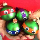 Ninja Turtle Crafts