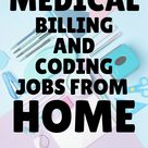 Work at Home Medical Coding and Billing Careers