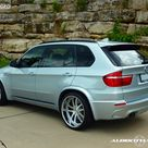 Clean as a Whistle BMW X5 M on AC Forged Wheels