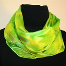 Green Scarves