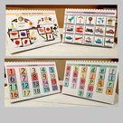Toddler Preschool Learning Binder,  Nursery Busy Binder, Homeschooling Busy Book, velcro activities, Montessori busy book, Prek binder, ks1