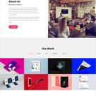 Arcon Studio is clean and modern design responsive HTML5 bootstrap template for multipurpose marketing #landingpage website with 18+ niche homepage layouts to live preview & download click on Visit  #startup #business