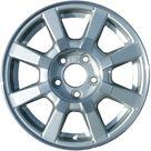 16 X 6.5 Reconditioned OEM Aluminum Alloy Wheel, Silver, Fits 2001 2003 Buick Park Avenue