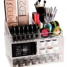 Best Makeup Organizers Acrylic Organization Systems Overview