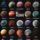 Exoplanets by Zapista OU