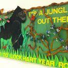 Jungle Theme Classroom