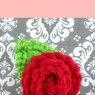 How To Crochet A Curlicue Rose