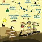   Urlaub mit Kindern im Harz   Moore, Berge & Dampflokomotiven