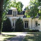White Brick Houses