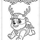 desenhos para colorir patrulha canina 69