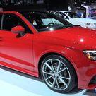 2017 Audi S3 Quattro   Exterior and Interior Walkaround   2016 LA Auto Show