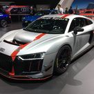 2017 NYIAS Audi R8 LMS GT4 makes debut in New York
