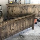 How to Build a Farmhouse Bedroom Set  The DIY Bed Frame