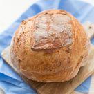 Schnelles Brot mit Trockenhefe Pain avec de la levure sèche     Rezept   Französisch kochen