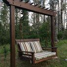 Pergola Swing/Day Bed Swing