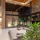 abraham john architects' chhavi house recalls traditional indian architecture