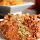 Deep Fried Pork Chops