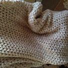 Chunky Crochet Blankets