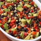 Black Bean Salads
