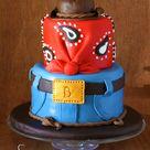 Western Birthday Cakes