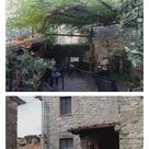 Now just €70,000, 2 bedroom Tuscan village house with garden!