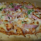 Barbeque Chicken Pizza