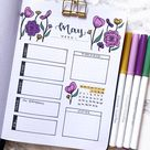 25+ Bullet Journal Page Ideas To Inspire Your Next Entry - Meercai