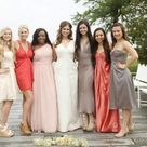 These Women Dressed an Entire Bridal Party Including the Bride for $20