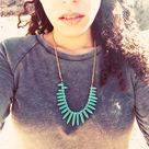 Turquoise Statement Necklaces