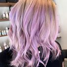22 Perfect Examples of Lavender Hair Colors To Try