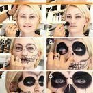 Skeleton Makeup Tutorial
