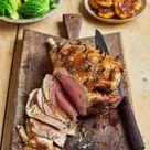 Perfect roast leg of lamb   Jamie Oliver recipes