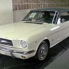 March 9, 1964 The First Ford Mustang Rolls off the Assembly Line