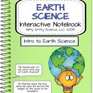 Intro to Earth Science Earth Science Interactive Notebook   Distance Learning