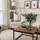 8 Small Living Room Hacks to Maximize Space
