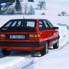 1987 Audi 100 Quattro Avant