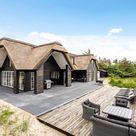 Luxuriöses Poolhaus mit Außenwhirlpool, nur 200 m zum Strand - Esmark