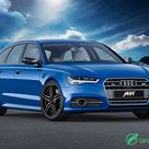2015 ABT Audi S6 Avant images in High Resolution