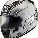 Arai Profile-V Bend, интегральный шлем Белый/Черный