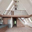 Schauen Sie sich das erste Bild des Interieurs der #AYFRAYM an! Baupläne für - Wood Ideas