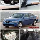 2005 Acura TSX   HD Pictures,Specs,information and videos   Dailyrevs