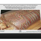 1000 Piece Puzzle. Detail of a canopic coffin from the Tomb of