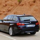 Official Photos 2011 BMW 5 Series Touring