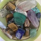 Crystals !