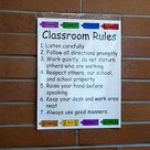 School Bulletin Boards
