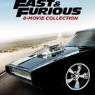 Fast and Furious: 8-Movie Collection [9 Discs] [DVD]