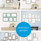 Bilder in einer bestimmten Anordnung aufhängen   PHOTOLINI    PHOTOLINI: Bilderrahmen, Fotowände, Poster und Geschenke