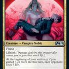 Indulging Patrician (Core Set 2021) - Gatherer - Magic: The Gathering