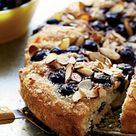 Blueberry Coffee Cakes